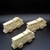 Pkg of 3 Handcrafted Wood Toy Fire Trucks  302CAH-U-3 unfinished or finished