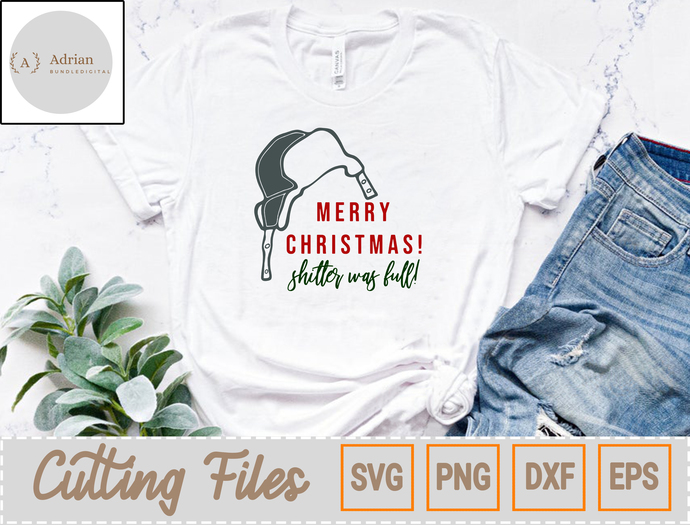 Merry Christmas SVG/ Christmas Truck Svg, Truck With Christmas Tree Svg,