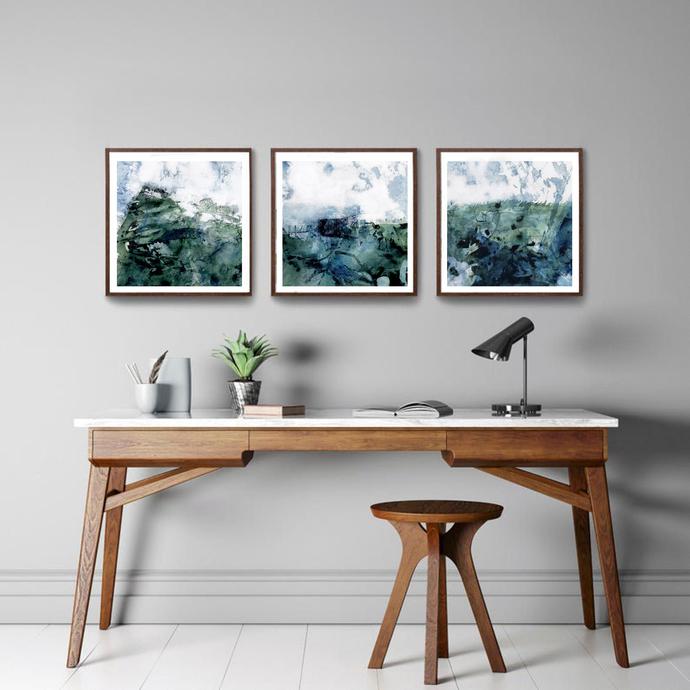 set of 3, Downloadable print, Contemporary Wall Art, Minimalist Art ,Printable