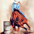 CRAFTS Barrel Racing Horse Cross Stitch Pattern***LOOK***X***INSTANT DOWNLOAD***