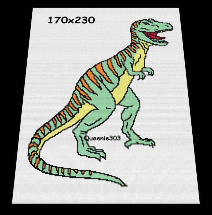 Dinosaur 170x230