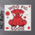 Woo Pig Sooie - Baby Razorbacks- SC Graph + written color coded line by line