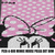 Peek-A-Boo Minnie Mouse Disney Polka Dot crochet graphgan blanket pattern;