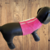 Shinny, Pink, Sparkly, Bling Dog Dress, Pet Party Wear, Small Dog Apparel,