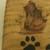 Wood Dog Leash Holder