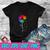 LGBT Sunflower Choose Kindness Colorful Be Kind SVG , EPS , DXF , PNG DIGITAL