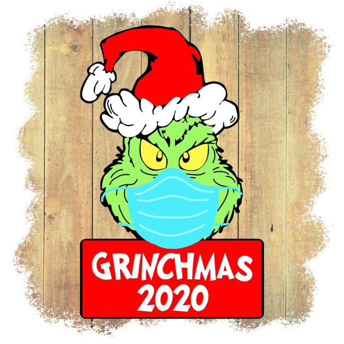 Merry Grinchmas, The Grinch, Merry Christmas, Christmas Grinch, Christmas Gift,