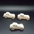 Pkg of 3 Handcrafted Wood Toy Cars 324AAH-U-3 unfinished or finished
