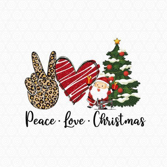 peace love christmas png christmas png by christmas store on zibbet peace love christmas png christmas png santa png santa christmas png cute xmas png leopard xmas gifts digital print file sublimation