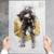 Destiny - Titan Art Print