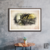 Destiny - Dreadnaught Watercolor Abstract Art Print