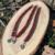 Handmade Red Beaded Bracelet