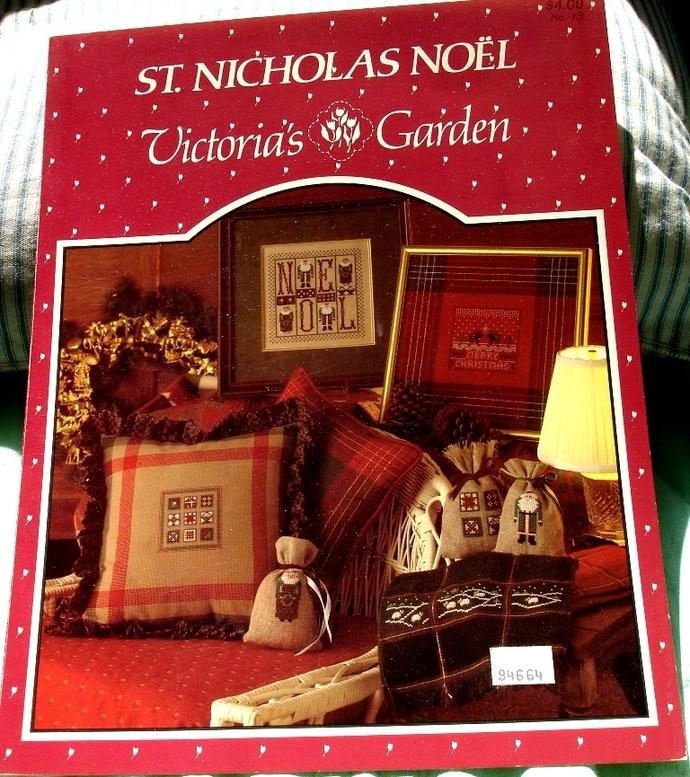 St. Nicholas Noel By Victoria's Garden No. 13
