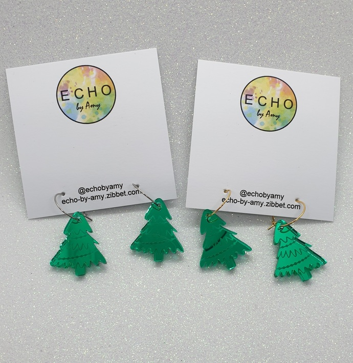 Christmas Trees - hoops
