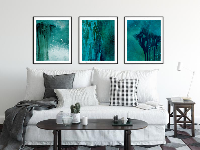 Downloadable print, Contemporary Wall Art, Modern Art Painting, Compositions,