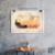 Destiny - Mars Watercolor Abstract Art Print