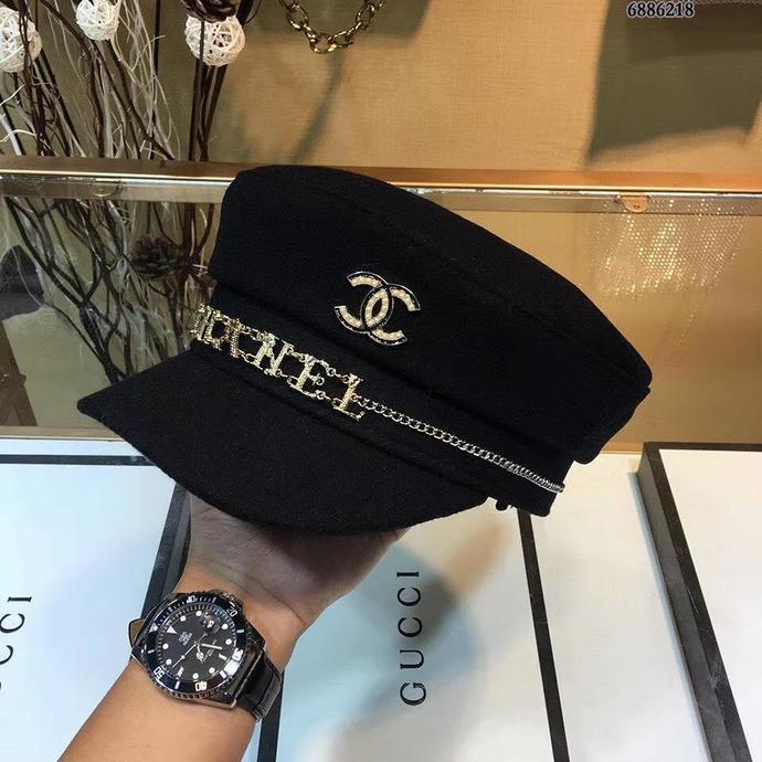 Chanel, Dior, Prada caps/hats