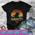 Black Cat Nani Vintage SVG , EPS , DXF , PNG DIGITAL DOWNLOAD