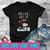 Merry Christmas Peanuts Snoopy Peace Love Joy SVG , EPS , DXF , PNG DIGITAL