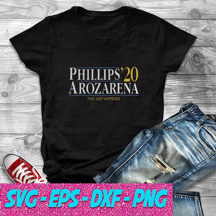 Phillips Arozarena 2020 SVG , EPS , DXF , PNG DIGITAL DOWNLOAD