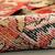 Handmade antique Persian Malayer rug 3.9' x 6' ( 120cm x 184cm ) 1920 - 1C248