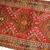 Hand made antique Turkish Anatolian rug 3.5' x 6.8' ( 107cm x 207cm ) 1920 -
