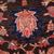 Handmade antique Persian Bidjar rug 4.4' x 6.6' ( 134cm x 202cm ) 1930 - 1C289