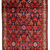 Handmade antique Persian Malayer runner 5.5' x 11.6' ( 170cm x 356cm ) 1920s -
