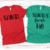 Santa Shirt, Santa's Favorite Ho Shirt, Couple Christmas Shirts, Couple