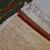 Handmade vintage Persian Gabbeh rug 4.6' x 7' ( 140cm x 215cm ) 1960 - 1C344