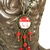 Christmas sweater boot tab charm, boot jewelry, holiday boots, boot charm, Xmas