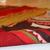 Handmade vintage Persian Ardabil kilim runner 2.6' x 9.5' ( 80cm x 290cm ) 1950s