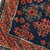 Handmade antique Afghan Baluch salt bag 2.1' x 2.6' ( 66cm x 80cm ) 1880s -