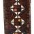Handmade antique collectible Persian Kurdish horse tail decoration 0.5' x 2.7'