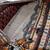 Handmade antique Persian Sumak sadle double bag 1.8' x 3.3' ( 55cm x 100cm)