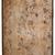 Handmade antique American hooked rug 4' x 6.9' ( 124cm x210cm ) 1880s - 1C419