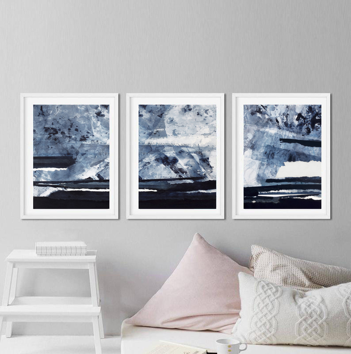 set of 3, Downloadable print, Contemporary Wall Art, Minimalist Art , poster