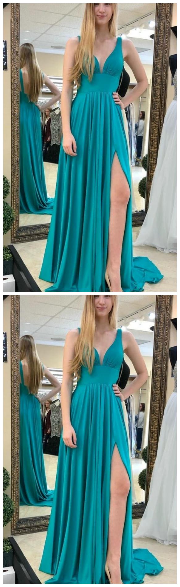 Long Prom Dresses , 8th Graduation Dress ,School Dance Dress