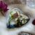Botanical planchette with Smokey Rose infusion