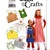 Simplicity 7048 Children's Aprons 90s Vintage Sewing Pattern Uncut One Size