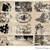Vintage Christmas Tea Card Sheets Junk Journal Scrapbook Card Making