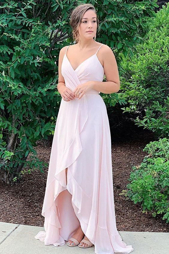 Sexy Sleeveless Spaghetti Long Prom Dresses, Evening Party Gowns H4280
