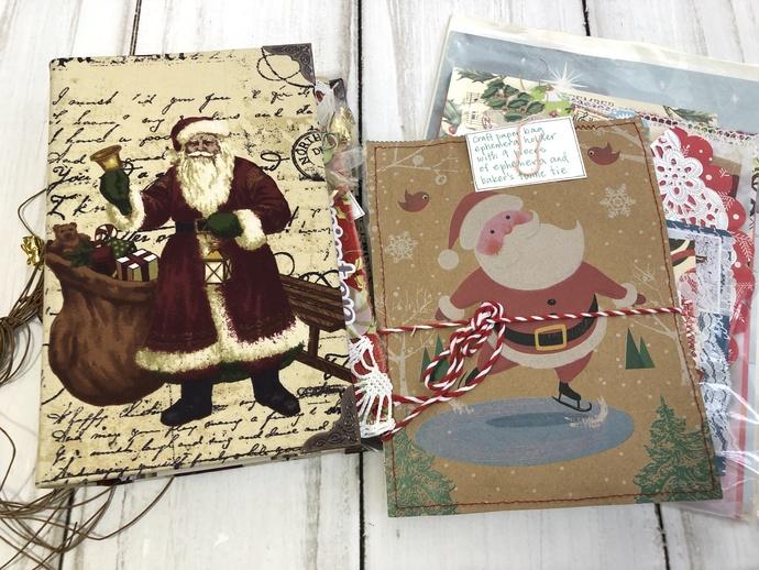 Santa Kit #1 Father Christmas - by Cheryl Anne Miller