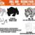 BULL DOG  vector desing pack x5,  Instant Digital Download , cricut Svg | Png |