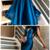 v neck mearmaid long prom dresses