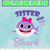Sister Shark do do do Character SVG layered and images -PNG -dxf files-