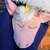 Sweet kawaii UNICORN Christmas Stocking Handmade fleece & cotton for #fantasy