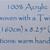 Hand Woven Scarf – Acrylic – Twill Weave HW42