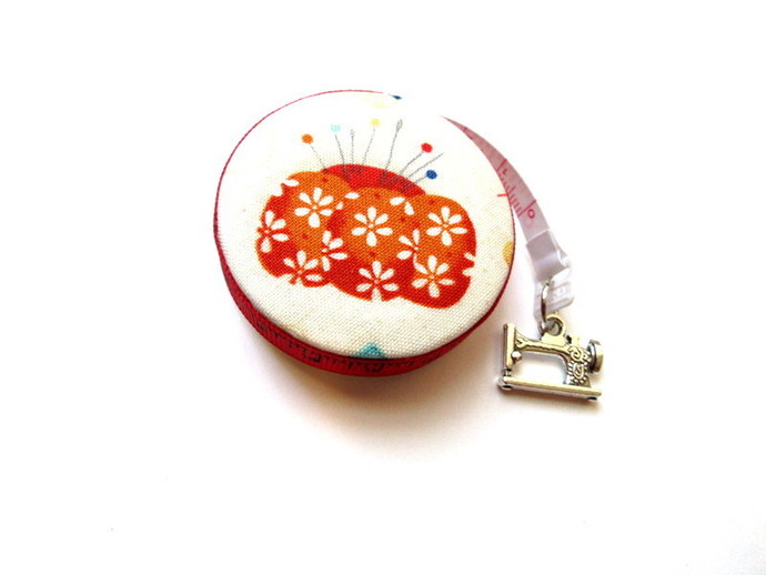 Small Tape Measure with Sewing Supplies Retractable Pocket Measuring Tape