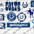 IndianapolisColts svg, IndianapolisColts logo, IndianapolisColt clipart,